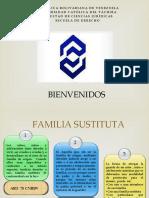 La Familia Sustituta