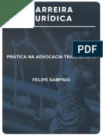 Modelo de Contrato de Honorários Advocatícios - Reforma Trabalhista