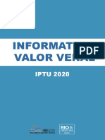 InformativoValorVenal2020