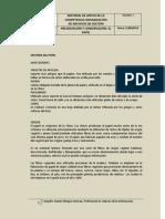 Preservación y Conservacion El papel(1)