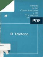 Histotria del Telefono en Mexico