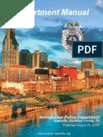 MNPD manual