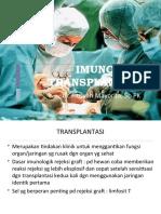 Imunologi Transplantasi, fitri