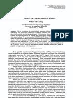 A Comparison of Fragmentation Models