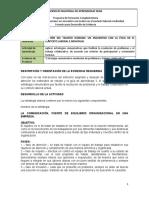 Estrategia comunicativa resolución de problemas y trabajo colaborativo JORGE AZAIN