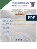 RESUMEN DEL MANUAL DE CARRETERAS DG- 2014