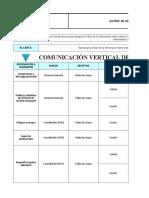 MA-HSEQ-027 Matriz de Comunicación