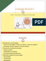 Psicología Social I
