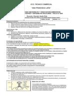 GUIA BIOLOGÍA SAT  CICLO III 26-04   y  3-05 DE 2020