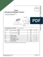 TIP120 Datasheet