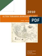 Kompilasi Proto 'Alter Terahsia Bangsa Melayu - V3.5'