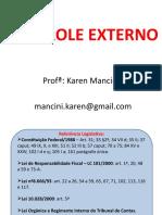 2 - CONTROLE EXTERNO - CURSO COMPLETO CONTROLE E GESTAO GOVERNAMENTAL.pptx