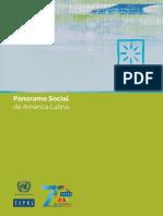 CEPAL (2019) Panorama Social de América Latina 2019