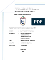 MONOGRAFIA PROCESAL PENAL II