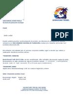 COT. CONGRESO  CALI  5-7 NOV