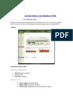 Monitorización de Servidores con Pandora