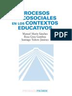 Procesos psicosociales en los contextos educativos.pdf