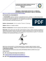 EDUACACION SIFICA   EJERCICIOS FISICOS EN CASA GRADOS 3° GRADO