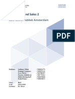 Marketing and Sales 2 - Report incl. sales.docx