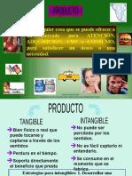 Diapositivas Producto Turístico - Gestión de Servicios Turísticos .Patricia Dueñas Castell