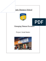 Big Bazaar Project