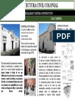 MATERIALIDAD Y SISTEMA CONSTRUC
