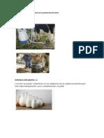 Riesgos y medidas de control en la producción de leche