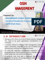 MODULE 4 - OSH Management System Q & A