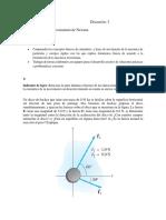 Discusión 3 de Física I leyes de Newton