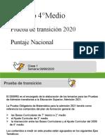 Introduccion PT - PuntajeNacional