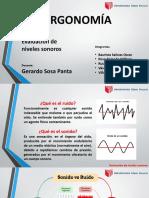 ppts ergonomia evalucion de niveles de sonido 4