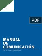 Manual de Comunicacion