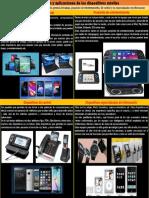Clasificación y aplicaciones de los dispositivos móviles