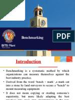 Benchmarking Slides