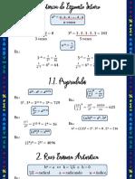 Aula 01 - 3ª Série - A06 Potenciação e Radiciação - Slides