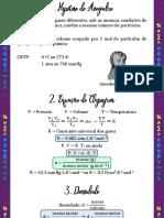 Aula 01 - 3ª Série - B06 Estudo Físico dos Gases II - Slides