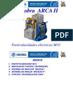 20-11. - Formacion didactica M33 montaje ARCA II