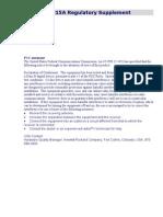 L1915A Regulatory Supplement