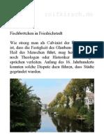 Fischbrötchen in Friedrichstadt