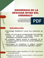Clase 2 HEMORRAGIA DE LA SEGUNDA MITAD DEL EMBARAZO.pdf