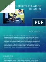 Satélite Enlatado o CanSat