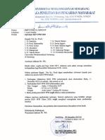 0167-UNIMUS.L-KM-2019 PENGUMUMAN PEMBEKALAN KKN-1