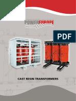 Catalogue Cast-Resin 2020 Power Europe