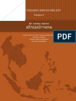 Alter Terahsia Bangsa Melayu – Bahagian II