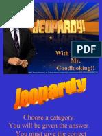 JEOPADY
