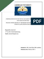 eradu process control review.docx