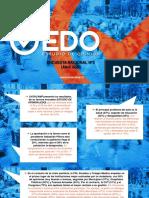 Presentación Encuesta Nacional EDO N°3