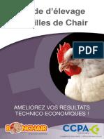 Guide d'élevage Poulet de chair - normes d'élevage