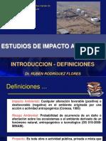 sesion 1 (semana1) Estudios de Impacto Ambiental