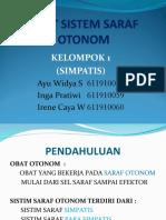KELOMPOK 1 SSO (SIMPATIS)